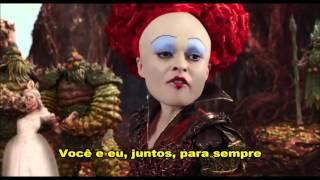 Pink - Just Like Fire (tradução) - trilha sonora de Alice Através do Espelho