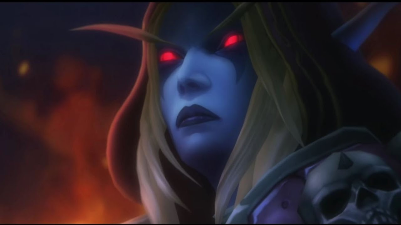 "Sylvanas background insight - ""War Crimes"" - in case you ..."