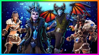 "LEAKED ""The Ice Queen, Malcore & Cabbie!"" NEW Legendary Skins in Fortnite: Battle Royale SEASON 7!"