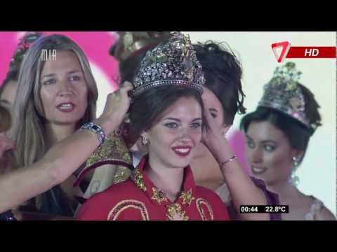 Victoria Colovatti fue elegida Reina de la Vendimia 2017