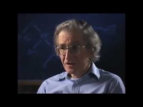 Noam Chomsky - The Propaganda Model