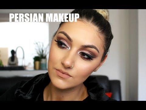PERSIAN/ARAB Purple Matte Smokey Eyes | | Makeup Tutorial