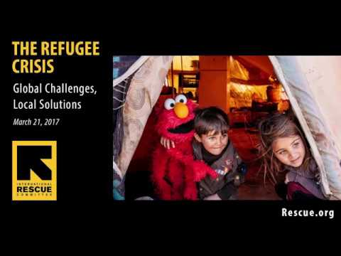 The Refugee Crisis - Global Challenges, Local Solutions