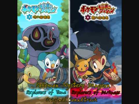 Living On - Pokémon Mystery Dungeon: Explorers of Time/Darkness/Sky