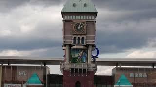 アンデルセン広場 多くの緑と4人のヴァイキング像に 守られながら広場の...