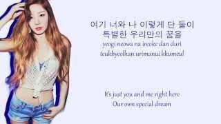 Whisper - Taetiseo Colour Coded Lyrics (HAN/ROM/ENG) Mp3