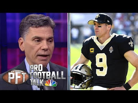 PFT Overtime: What Saints' offense could look like without Brees | Pro Football Talk | NBC Sports