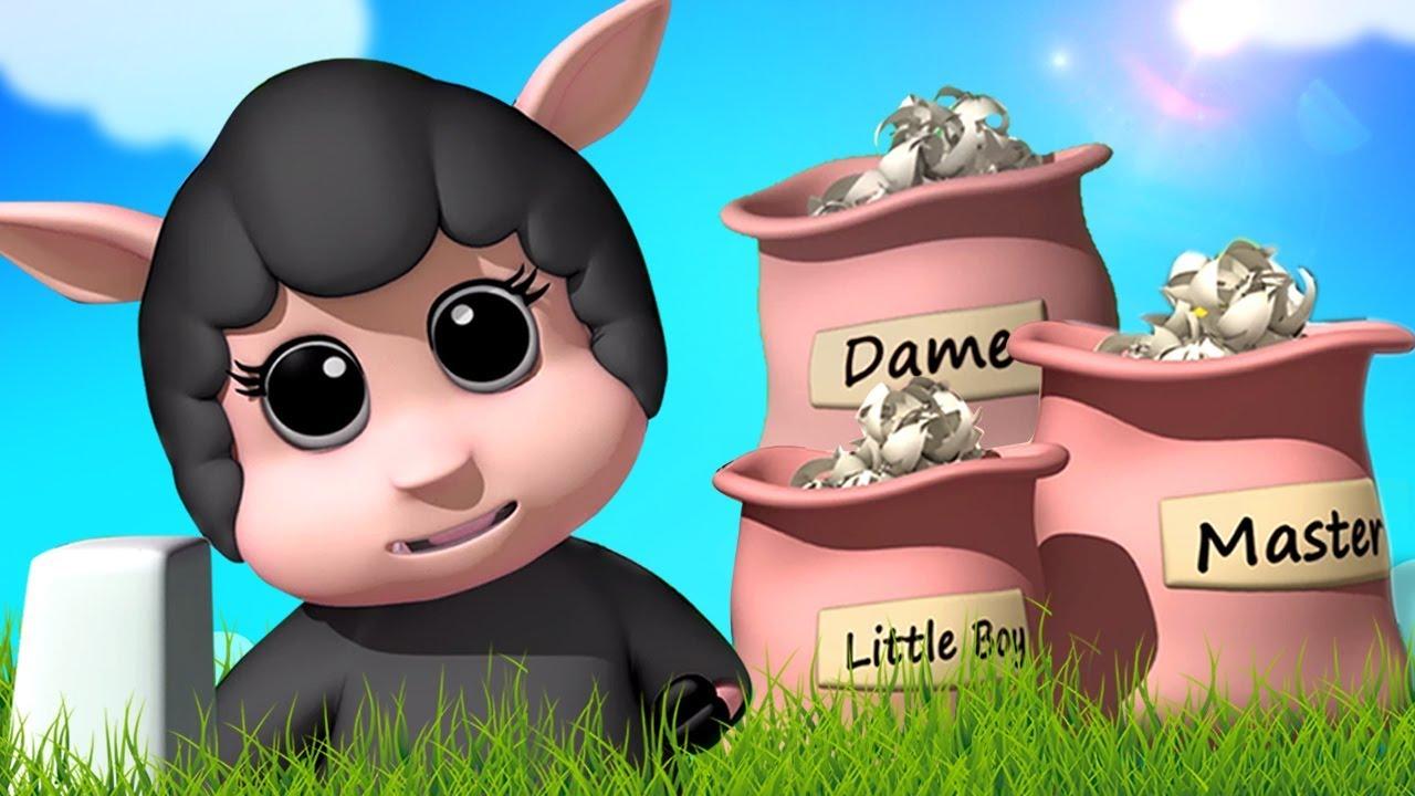 เพลง baa baa black sheep