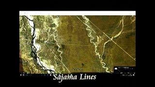 2375(5)Sajama Lines in Bolivia on Hiroshi Hayashis Line Theoryはやし浩司のラインりろんによる、なぞのサヤマ・ラインinボリビア