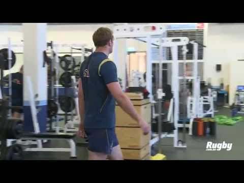 Wallabies: Gym session to start the Bledisloe week