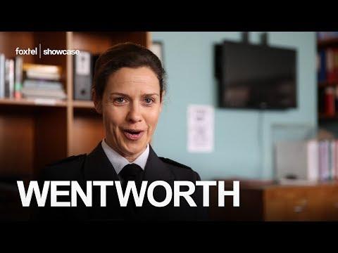 Wentworth Season 2: Kate Atkinson (Vera Bennett) discusses Season 2
