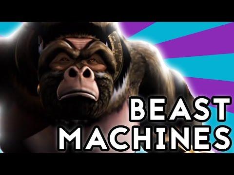 BEAST MACHINES (Transformers)   Island Arcade