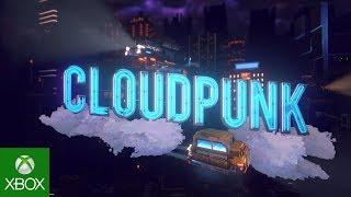 Cloudpunk Console Announcement Trailer
