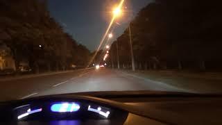 Пробная поездка со светодиодными лампами ближнего света NAO C6 с цоколем HB4