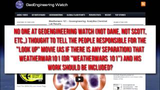 The Gatekeepers - No. 2: Global Chemtrail March 2014