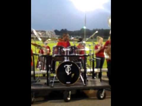 Tunstall High School Marching Band