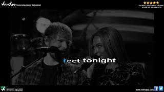 Baixar Ed Sheeran & Beyoncé - Perfect Duet (Karaoke HQ with choir)