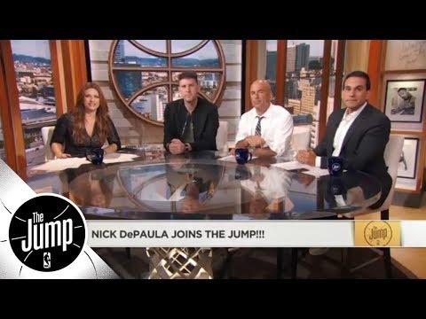 Nick DePaula breaks down the NBA's top sneaker free agents  The Jump  ESPN