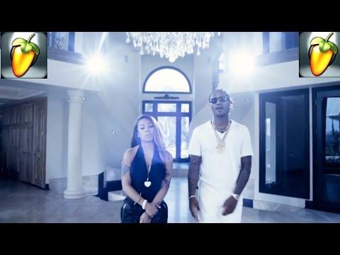 Keyshia Cole - Love Letter ft. Future FL Studio FLP Instrumental Pt 2