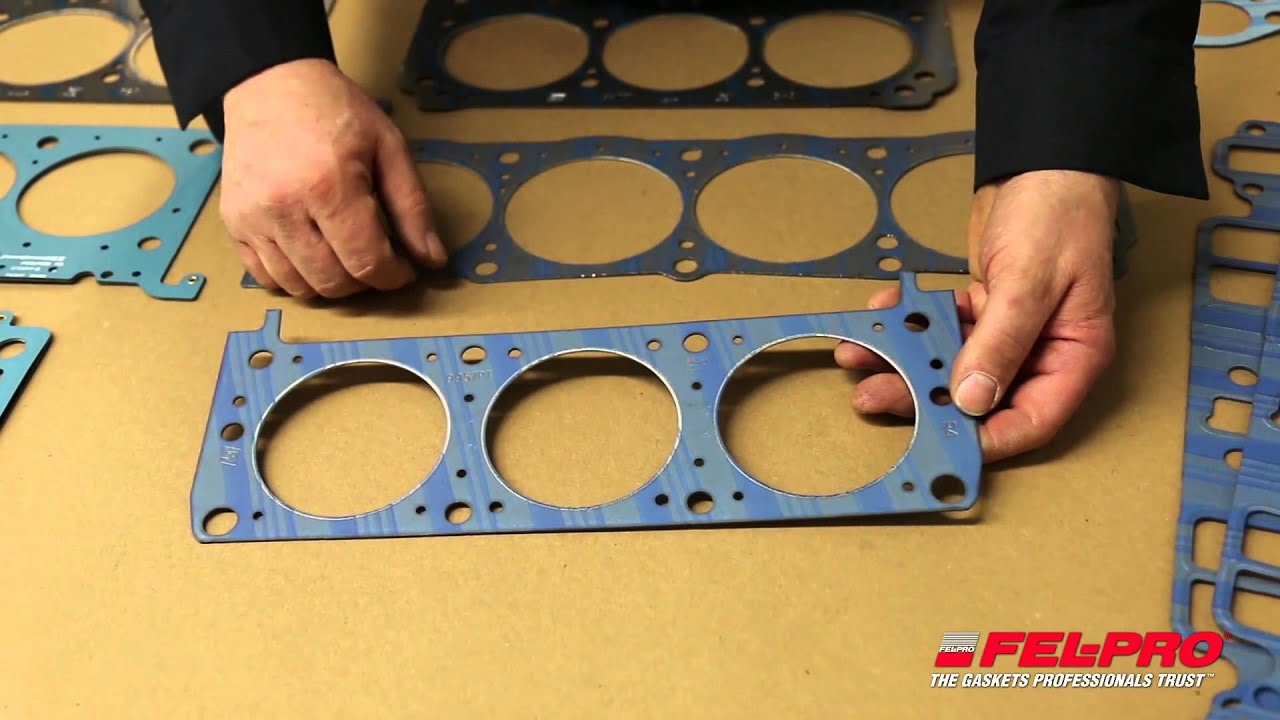 Which Direction do you Install a Gasket? | Fel-Pro Gaskets