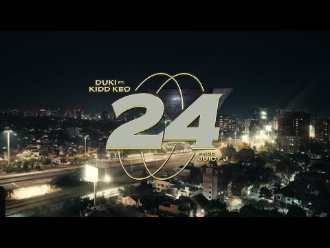 24 - DUKI ft. Kidd Keo y Juicy J