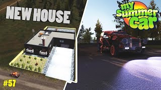 New House! - Fog Lights | My Summer Car Mods