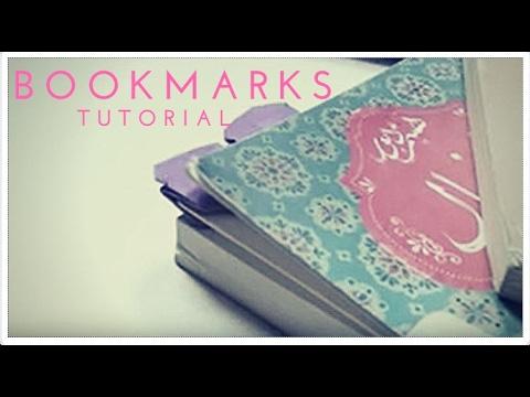 فواصل الكتب Bookmarks Ideas