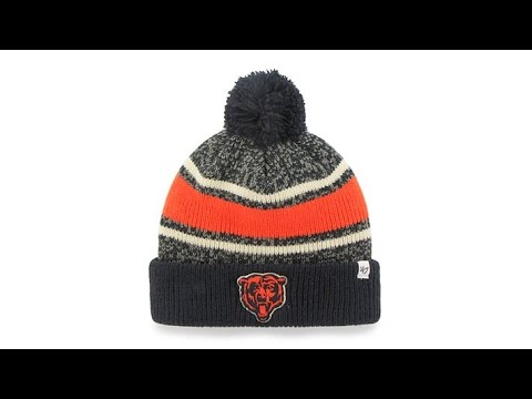 Officially Licensed NFL Fairfax Cuffed Knit Cap  Vikings