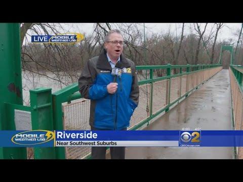 Mobile Weather Lab: Rainy Riverside