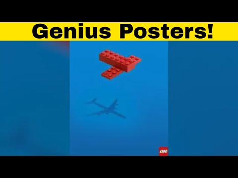 107 Brilliant and Creative Poster Ads!