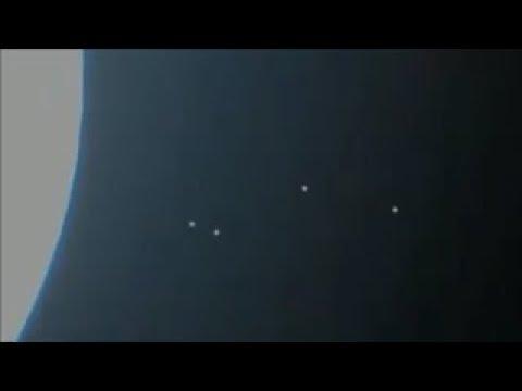 Astonishing Video Showing UFO Fleet Landing On Moon Prompts Claims Of Alien Base