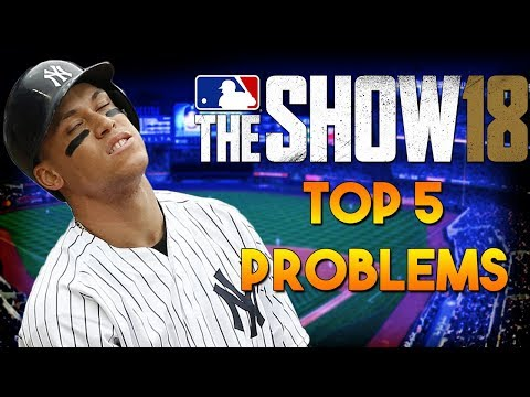 Why MLB The Show 18 SUCKED!