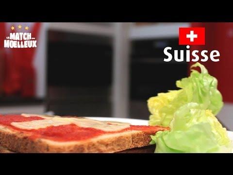 Suisse : La recette du Match des Moelleux !