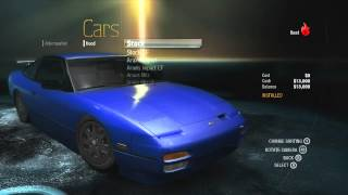 NFS Undercover Ep 1 - That S13 Life