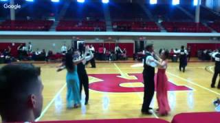 16th Annual Rutgers DanceSport Competition
