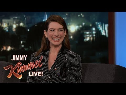 Samantha Scott - Anne Hathaway Has A Boss Matthew McConaughey Impression