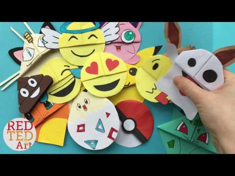 My 75+ Corner Bookmark Collection - MUST SEE Bookmark DIYs - DIY Kawaii Bookmarks & More