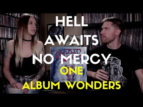 Hell Awaits No Mercy - One Album Wonders