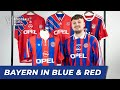 The History of Bayern Munich in Blue & Red