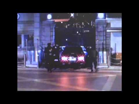 Video shows car crashing into US consulate in Shanghai