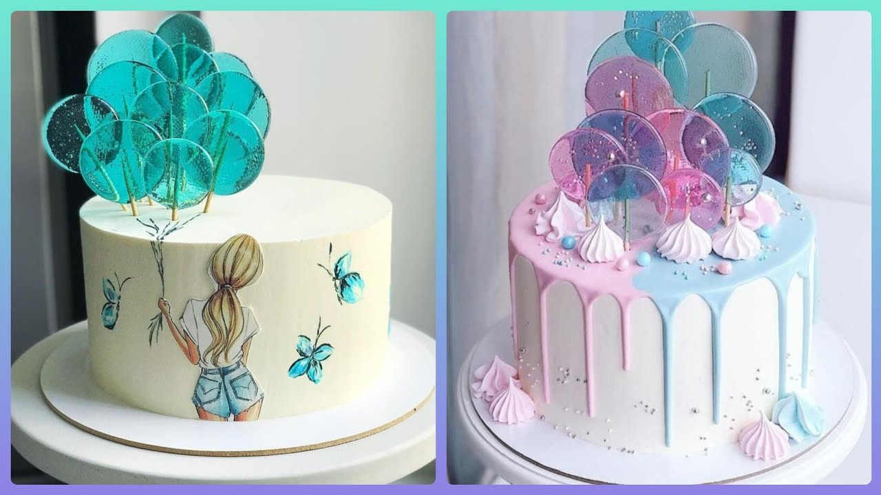Birthday Cakes for Girls | Custom Cakes & Cafe in Mulund