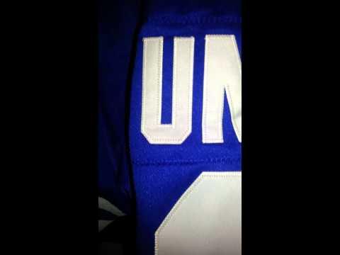 Johnny Unitas #19