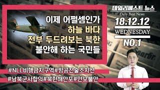 이제 어쩔 셈인가… 하늘 바다 전부 두드려보는 북한…불안해 하는 국민들