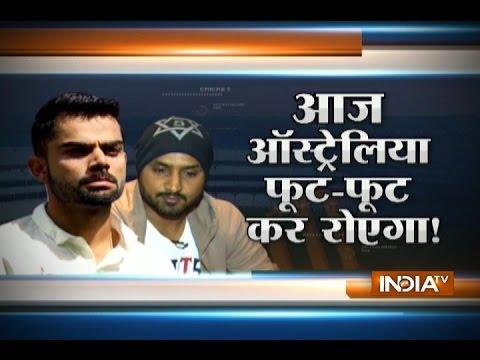 Cricket ki Baat: India Tv Exclusive interview with veteran spinner Harbhajan Singh