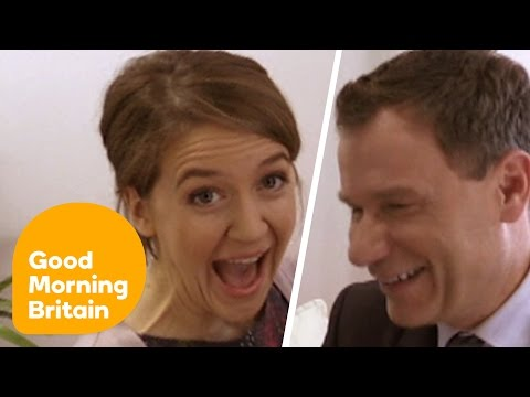Gemma Whelan Interview With Richard Arnold - Online Exclusive   Good Morning Britain