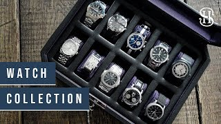 My Watch Collection! | Rolex, Patek Philippe, A. Lange & Söhne, Cartier, IWC, TAG Heuer