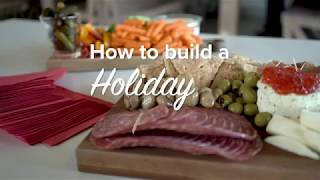 GoodLife Fitness: How to build a Holiday Platter