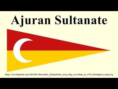 Ajuran Sultanate
