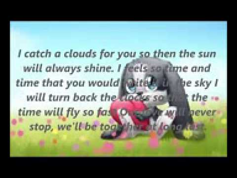 Schnuffel Bunny   I Love You So English Lyrics
