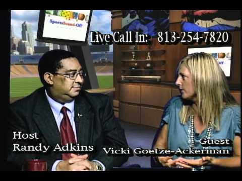 Sports Sound-Off Vicki Goetze-Ackerman (Part 1)